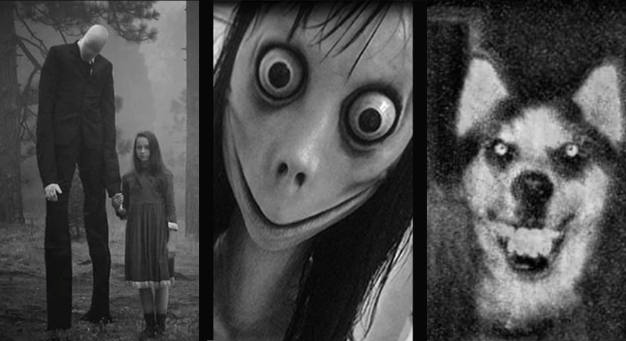 The Dangerous Stories of Creepypasta, Momo, and Blue Whale