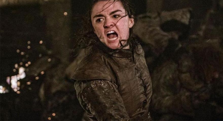 Arya Stark #NotToday Memes