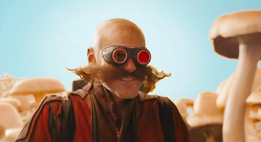 Jim Carrey Doctor Robotnik / Eggman Memes