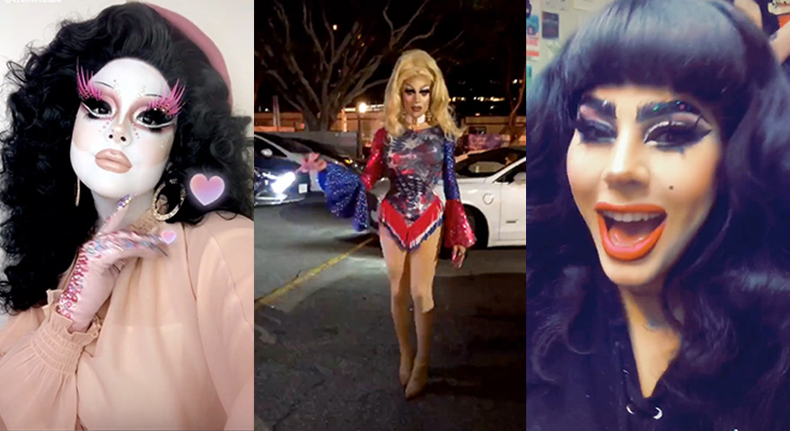 Drag Queens Are #ServingRealness On TikTok