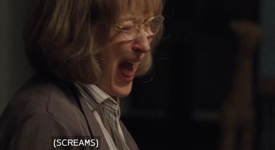 Meryl Streep Screaming Memes Are A Big (Little) Mood