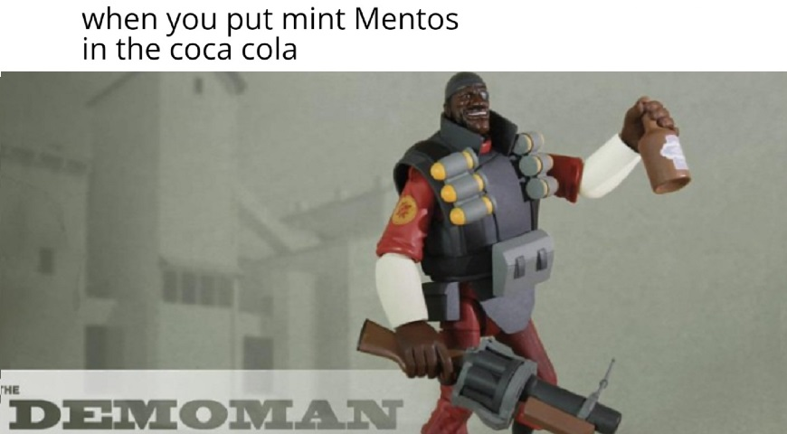 Team Fortress 2: The Demoman Memes