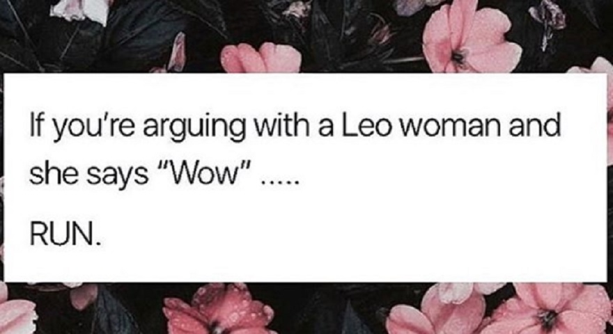 It's #LeoSeason & These Horoscope Memes are About to Make You RAWR!