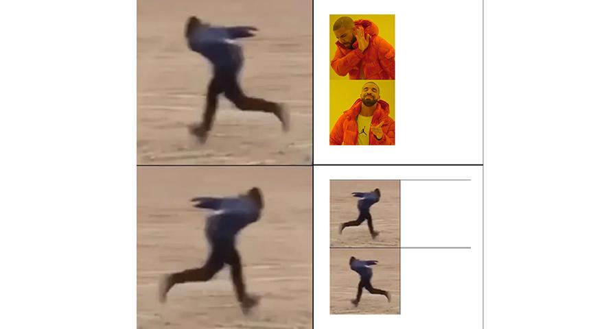 Area 51 Naruto Runner Meme Formats