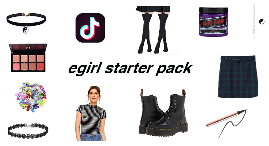 How To Be An eGirl Style & Gift Guide