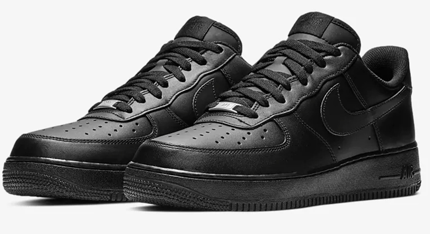 Black Air Force 1 Memes