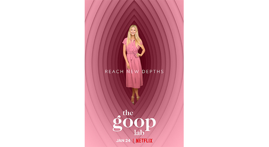 Gwyneth Paltrow's Netflix Poster Inspires Goop Labs Memes