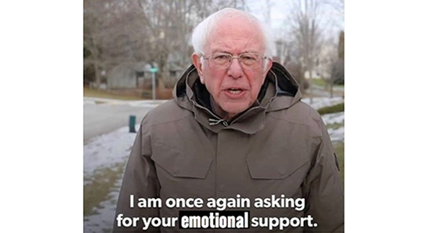 I Am Once Again Asking Memes – Viral Bernie Sanders Format