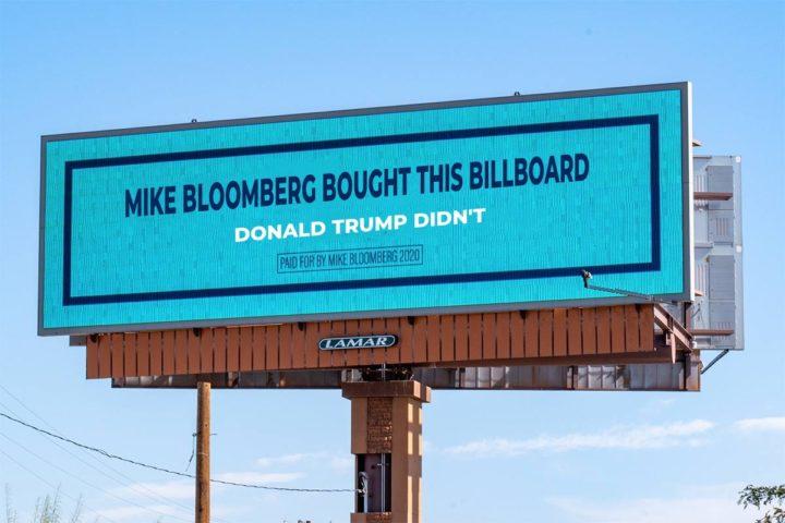 Bloomberg Billboard Memes