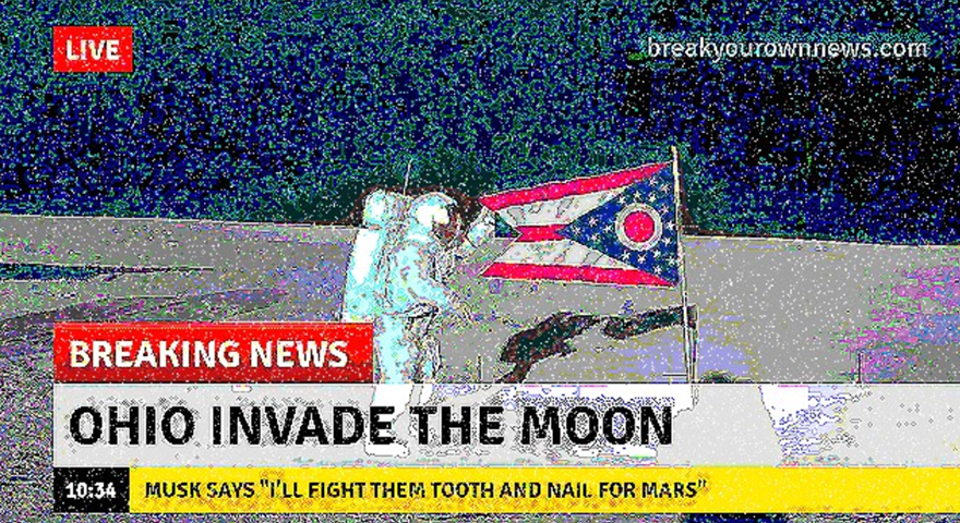 Ohio Taking Over The World Memes