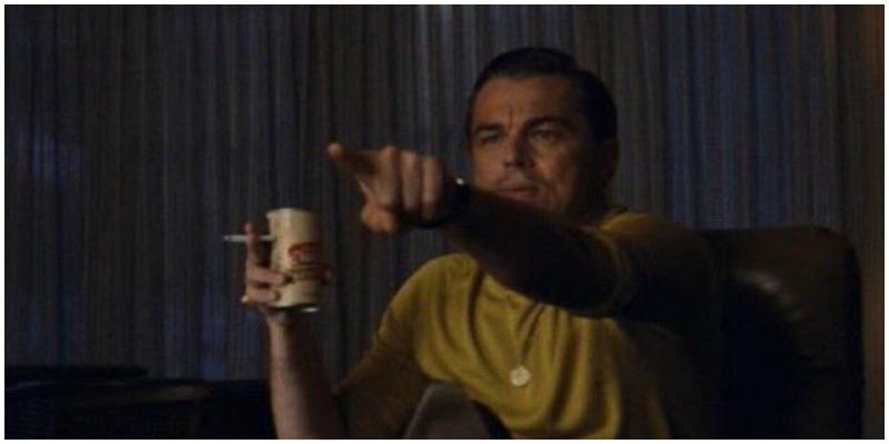 Leonardo DiCaprio Pointing Memes
