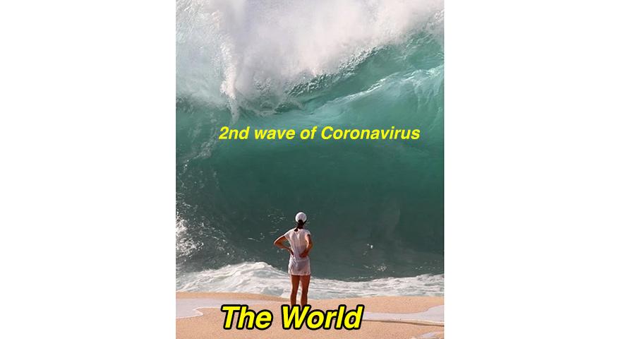 Coronavirus Second Wave Memes