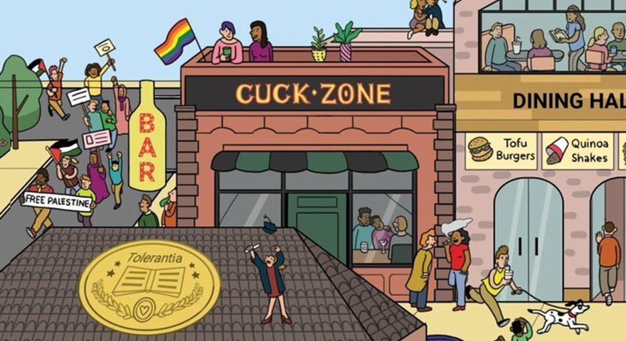 What Is 'The Cuck Zone'?
