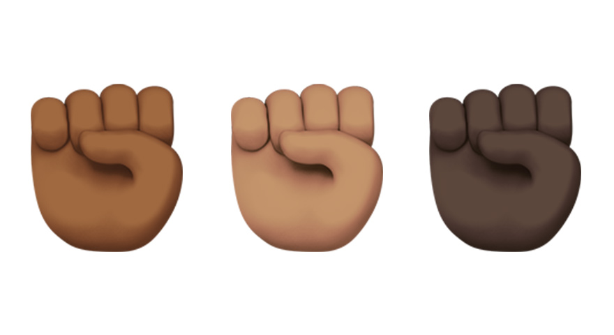 Raised Fist Emoji ✊