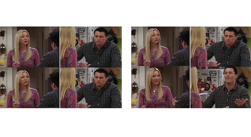 Phoebe Teaching Joey French Memes