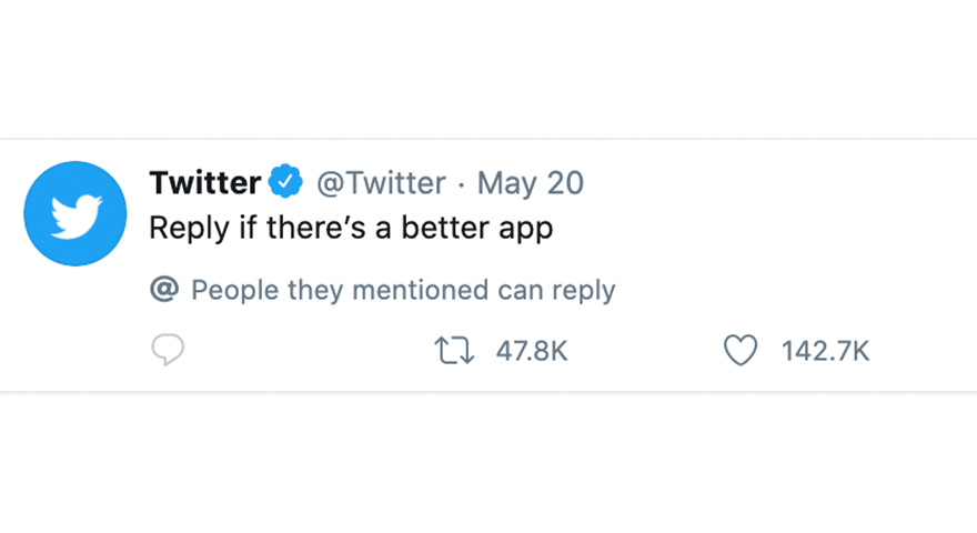 Twitter's New Reply Feature Leads To 'Reply If' & 'Reply To This Tweet' Memes