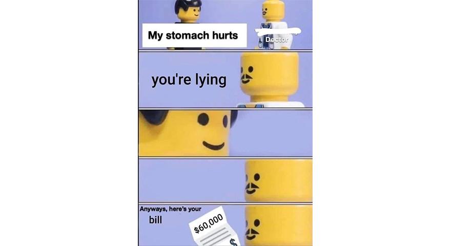 Lego Doctor Memes + Lego Conversation Memes