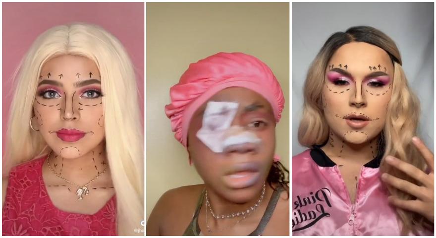 Barbie Girl Challenge
