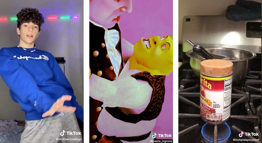 The Sides Of TikTok