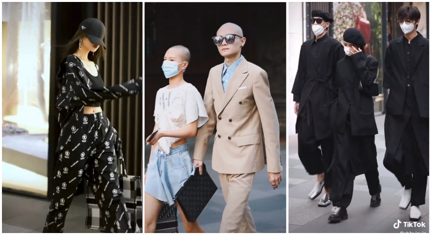 Chinese Street Fashion TikToks Are Getting International Attention