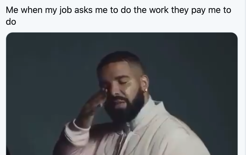 "Drake Crying Memes From ""Laugh Now, Cry Later"" Music Video"