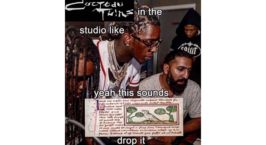 'In The Studio Like…Drop It' Memes