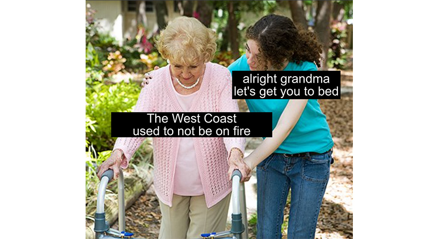 'Sure Grandma, Now Let's Get You To Bed' Memes