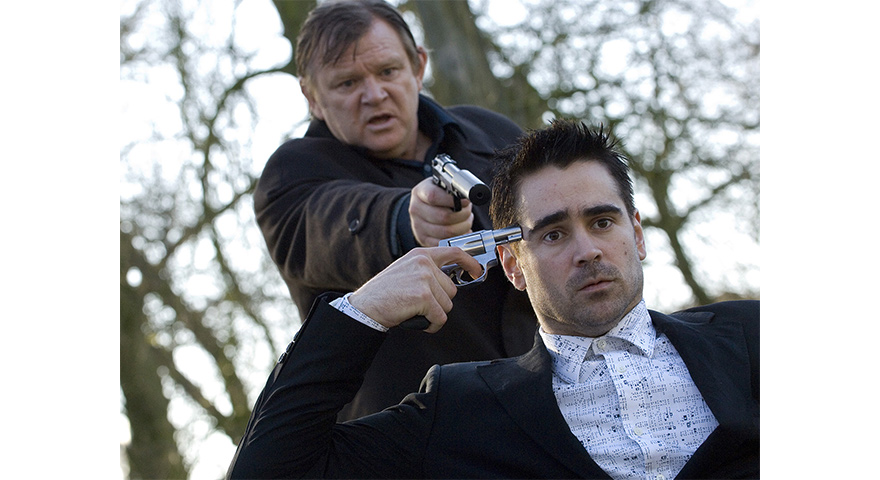 In Bruges Memes Show Guns Pointed From Multiple Angles