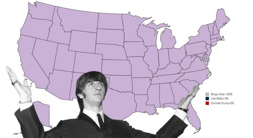 Electoral Map Prediction Memes – Jeb Wins ,Ringo Wins, etc.
