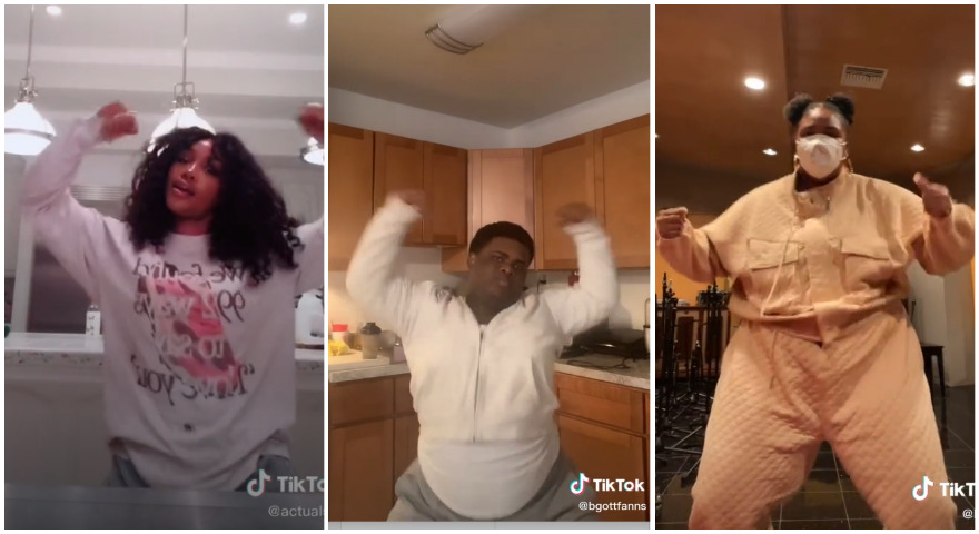 Viral TikTok Dance Uses An Unreleased Sza Song