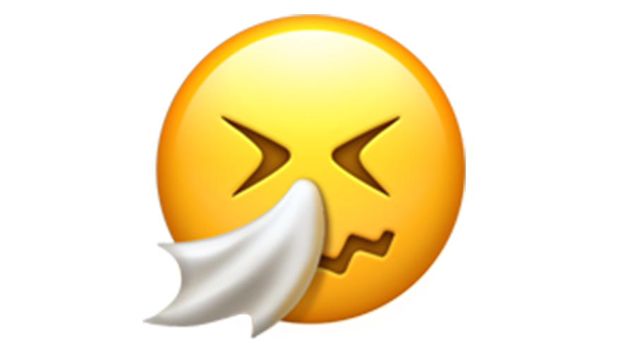 What Does The Sneezing Face Emoji 🤧 Mean?